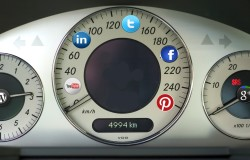 Social Media Unlimited Dashboard